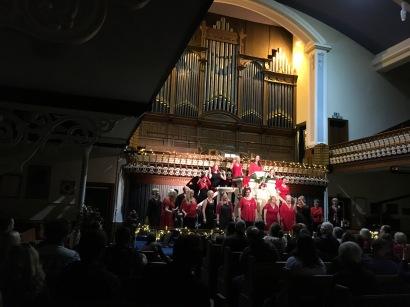 Sororitas Christmas Concert
